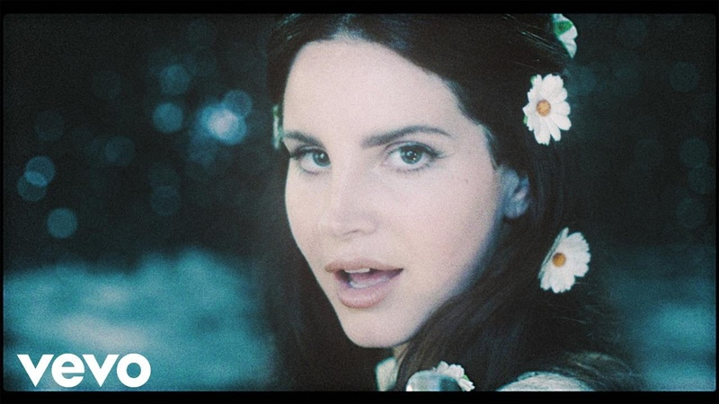 Lana Del Rey Love Official Music Video