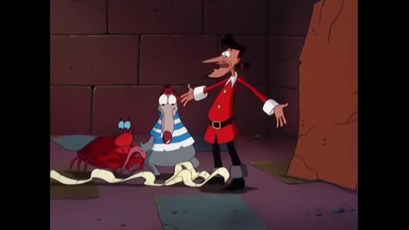 Бешеный Джек Пират - 23 Серия (Похищение пальца мумии) @ Заключительная серия