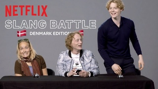 The Rain Cast Guess Danish Slang Words   Netflix