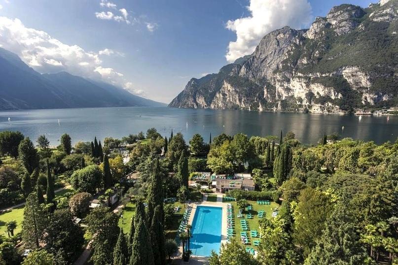Лимонная Гарда или звёздное Комо? Отдыхаем на итальянских озёрах…, изображение №5