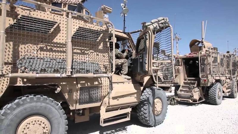 730th Transportation Company Convoy Escort Team Operations
