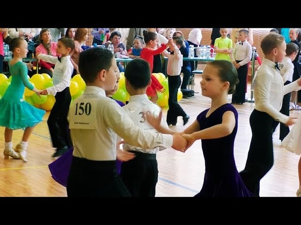 За Кубок Борисполя зі спортивного бального танцю змагалися танцівники з різних куточків Київщини