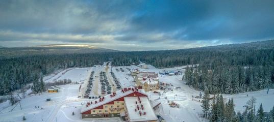 Гора Белая вошла в десятку лучших горнолыжных курортов России