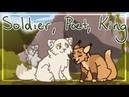 ▷ soldier, poet, king ◁ (meme commission for PureSpiritFlower!)