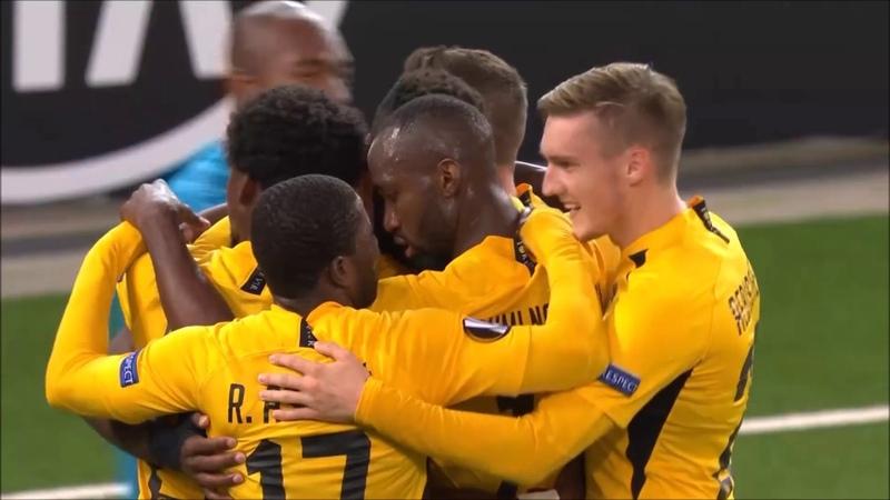 UEFA Europa League: YB - Feyenoord (2:0)