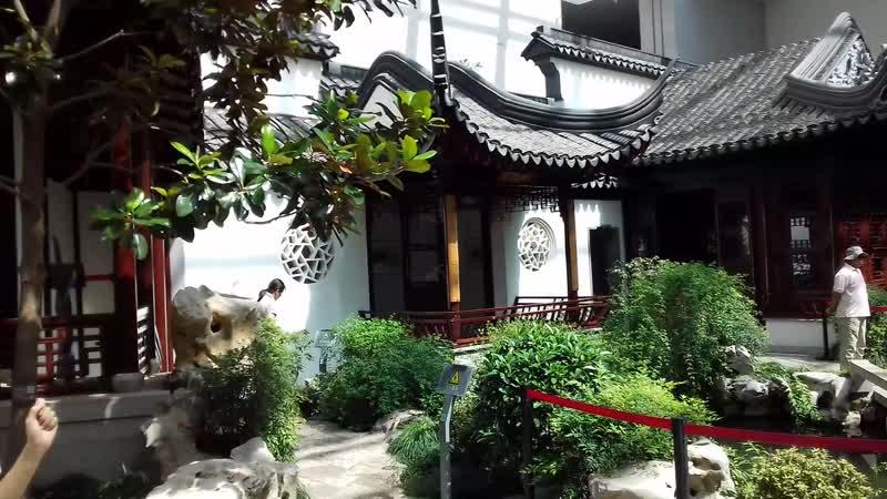 Музей садово паркового искусства Китая