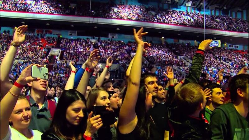 Баста. Большой концерт в Олимпийском. 23.04.2015. Часть 2
