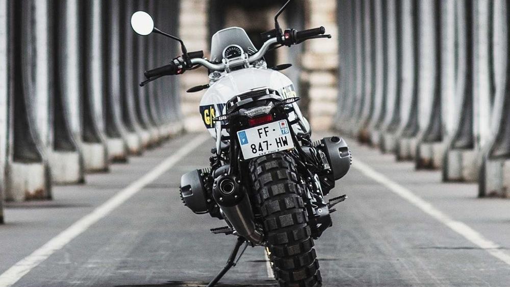 Мотоцикл BMW R NineT Urban G/S Dakar Series # 1