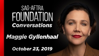 Conversations with Maggie Gyllenhaal