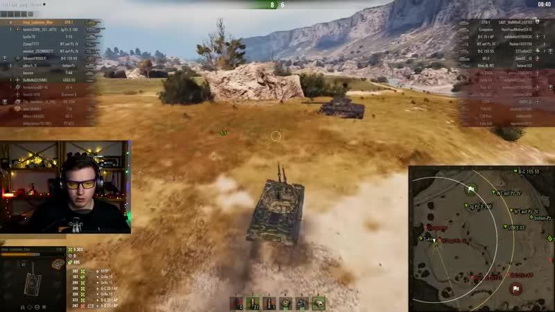 [EviL GrannY   World of Tanks] STB-1 ПОСЛЕ АПА НА БОНОВОМ ОБОРУДОВАНИИ ТАЩИТ СТЕПИ