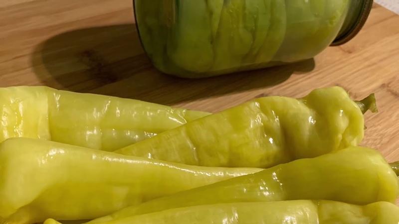 Как засолить перец цицак How to pickle pepper Ծիծակ