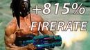 Warframe Machinegun Opticor Vandal