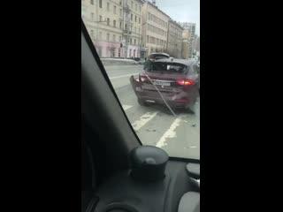 В Иванове в ДТП попали Maserati и Audi Q 7