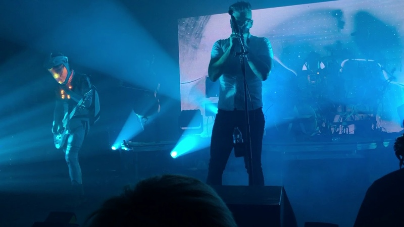 STARSET DIVISIONS Tour - Other Worlds Than These - Phoenix, AZ – October 1, 2019 Live