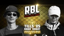 RBL: НАБИ НАБАТ VS TILLS (DROP THE MIC, RUSSIAN BATTLE LEAGUE) [Russian Rap]