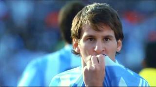 Vuelve Leo! Homenaje de la AFA a Lionel Messi