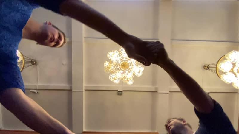 Виторган танцует