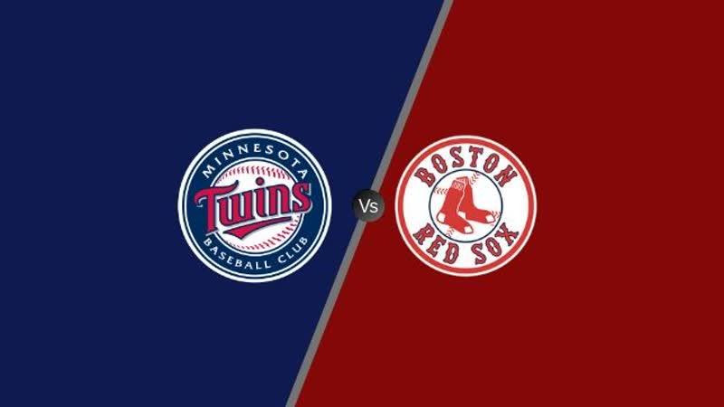 AL 03.09.2019 MIN Twins @ BOS Red Sox 1 3
