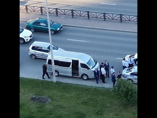 """Бомба"" в Екатеринбурге перед проездом Владимира Путина"