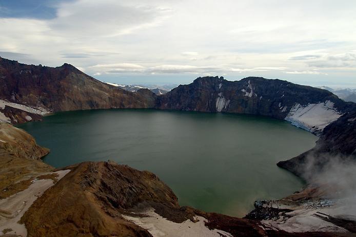Вулкан Катмай на Аляске, изображение №3