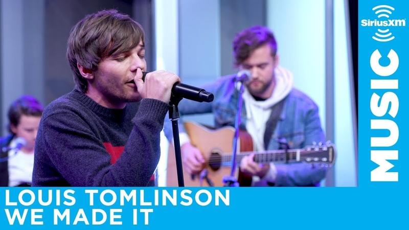 Louis Tomlinson - We Made It (Acoustic) [LIVE @ SiriusXM]