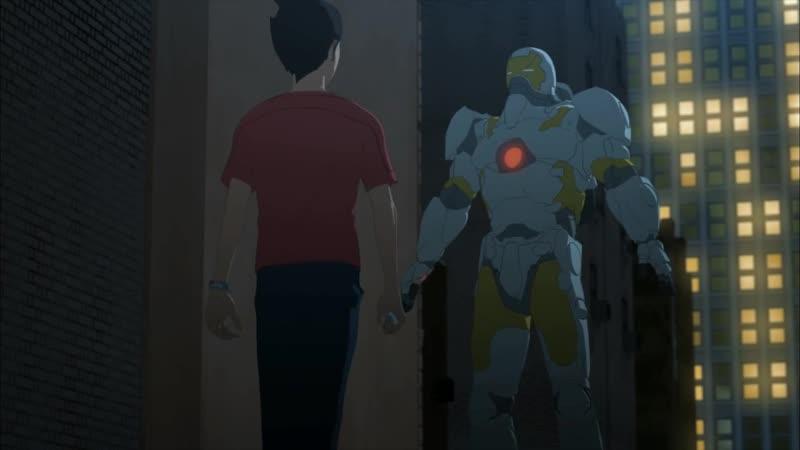 Железный Человек Приключения в Броне 1 Сезон 24 Серия Перед Употреблением Охладить