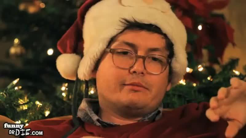пьяная рождественская история