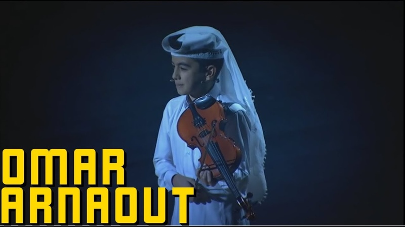 Omar Arnaout - at Al Rayyan Theater in Qatar