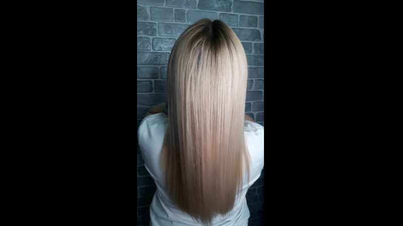Ультраувлажнение волос гиалуроновой кислотой