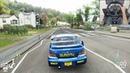 Subaru Impreza WRX STI 2005 - Forza Horizon 4 | Logitech g29 gameplay