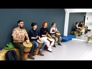 Evolution drums & afrodance