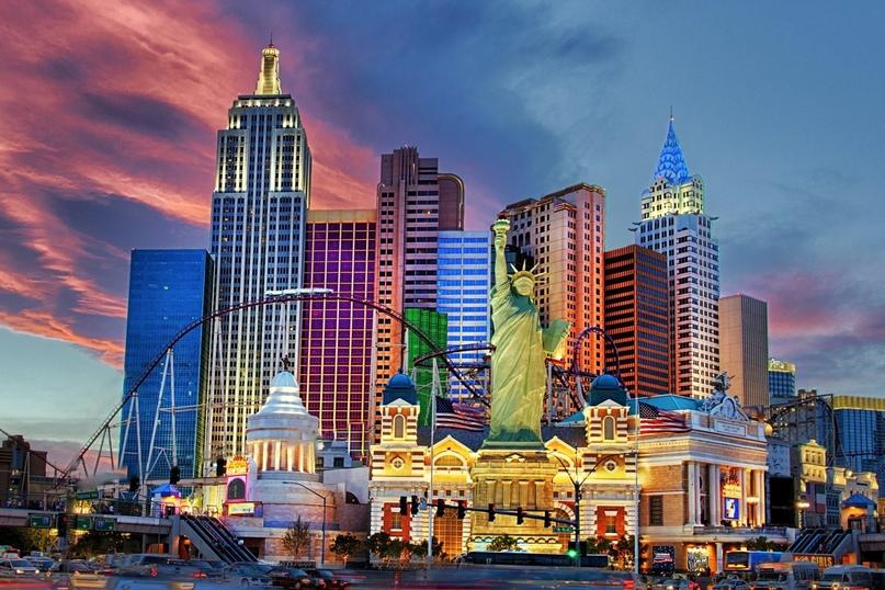 Обзор курорта Лас-Вегас (США), изображение №2