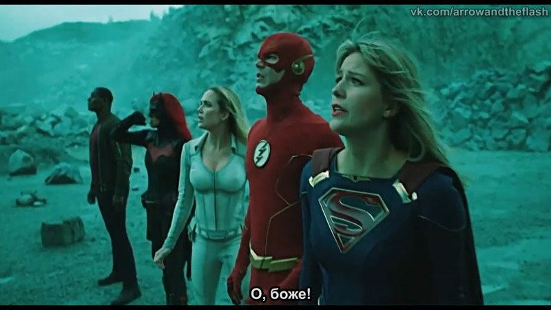 Crisis on Infinite Earths Crossover Part 4 and 5 Promo