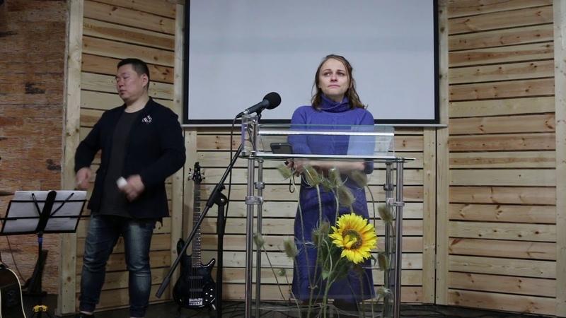 Свидетельство Натальи Андреевой
