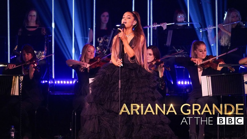 Ariana Grande God is a Woman Ariana Grande At The BBC