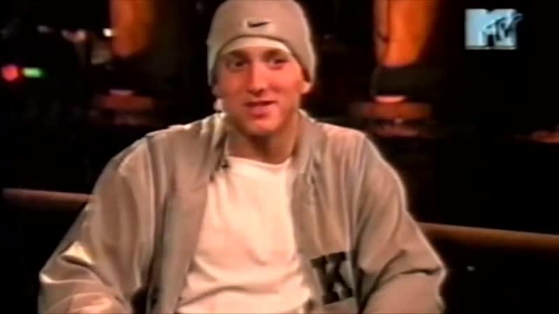 Премьера фильма Эминема «8 миля» (2002) в США: передача «Дом кино» (Movie House) на канале MTV