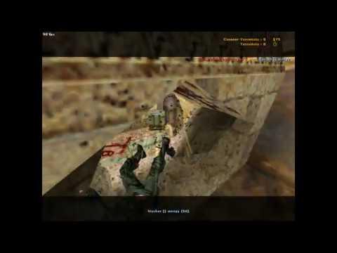 ЧЕТВЕРТЬФИНАЛ ТУРНИРА 5x5 - MAP: de_dust2 HASHER VS The_Default [TeamSpeak HASHER]