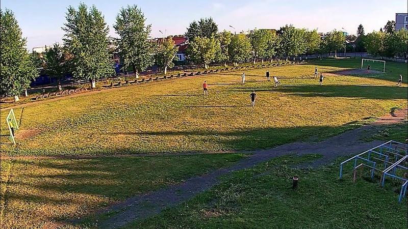 Футбол на Школе №43 (11 июля 2019)