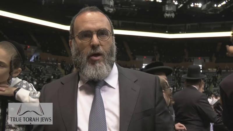 Ортодоксальные евреи против сионизма