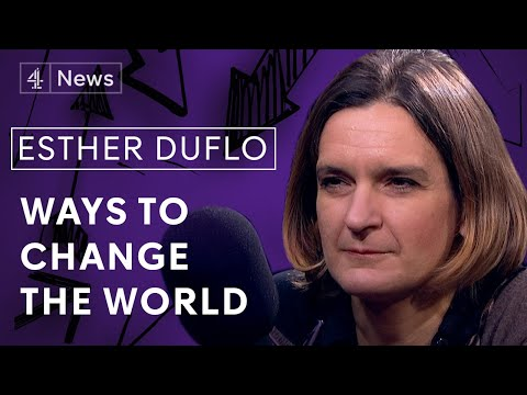 Nobel prize winning economist Esther Duflo 'You have no reason to fear low skilled migration'