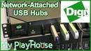 Digi AnywhereUSB/14 Reliably Attach USB to any VM - 716