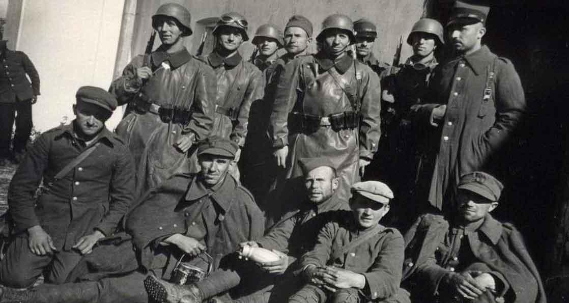 Поляки в плену