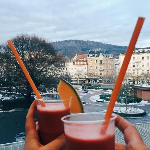 Прямые рейсы в Баден-Баден (Германия) всего за 5500 рублей туда-обратно из Москвы зимой