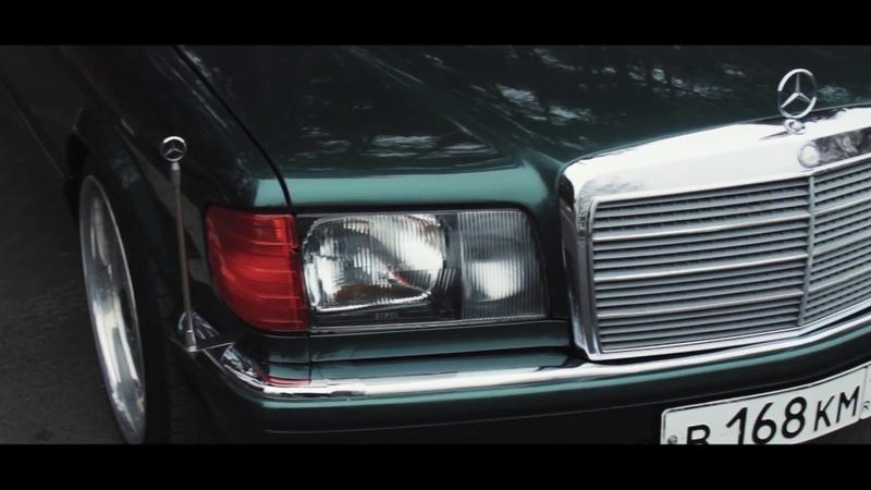 Mercedes Benz W126 M119 AMG