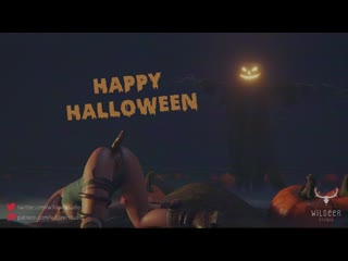 Im sorry, but lara missed the halloween party. 🎃 (tomb raider sex)