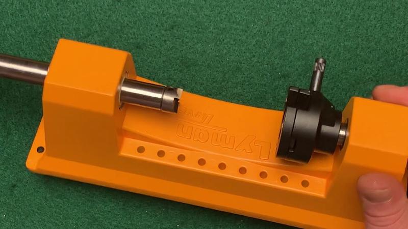 Lyman Universal Trimmer триммер для обрезки гильз