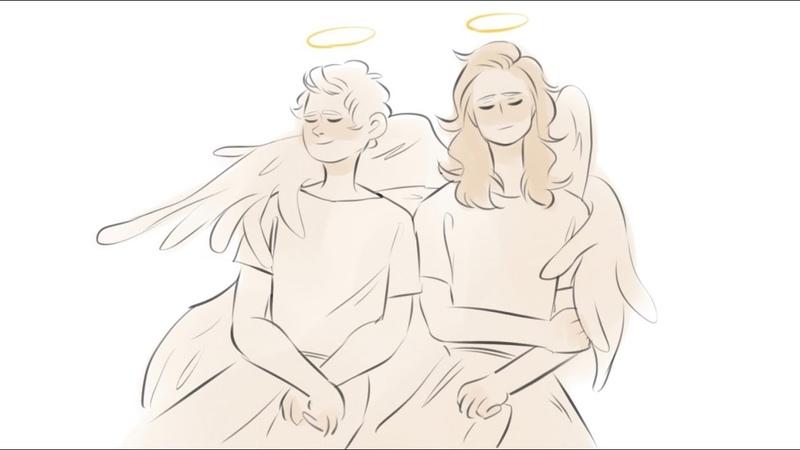 [Good Omens] Sad Song (Animatic)