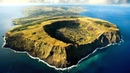 Рапа Нуи - один из самых удалённых островов мира. Скрытые тела Моаи и жизнь острова Пасхи сейчас.