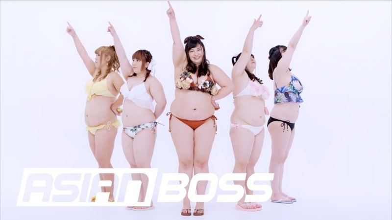 Meet Big Angel: The Fattest J-Pop Idol Group | ASIAN BOSS