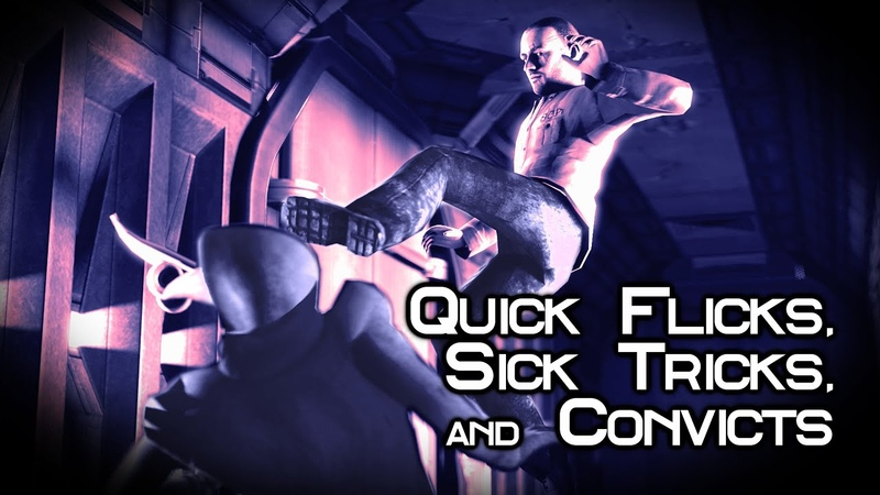 Quick Flicks Sick Tricks and Convicts